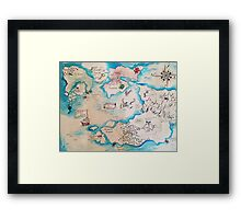 Going on an Adventure Framed Print
