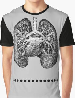 I Bare My Heart and Lungs For You Graphic T-Shirt