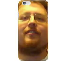 Robert C. McGee (aka The Greatest Creative Mind of All-Time) iPhone Case/Skin
