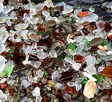 Sea Glass by Patty Boyte