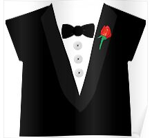 A Tuxedo For Everything Poster