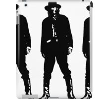Mad, bad, and dangerous to know cubed iPad Case/Skin