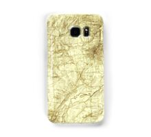 New York NY Saratoga Springs 129387 1934 24000 Samsung Galaxy Case/Skin