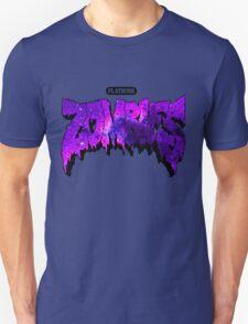 Flatbush Zombies Purple Galaxy Unisex T-Shirt