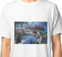 Darth vader in vacations Classic T-Shirt
