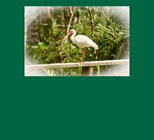 White Ibis Unisex T-Shirt