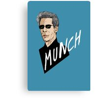 """Munch"" Canvas Print"