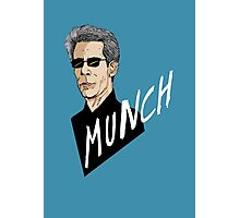 """Munch"" Photographic Print"