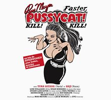 Faster, Pussycat! Kill! Kill! Vintage Movie Poster Unisex T-Shirt