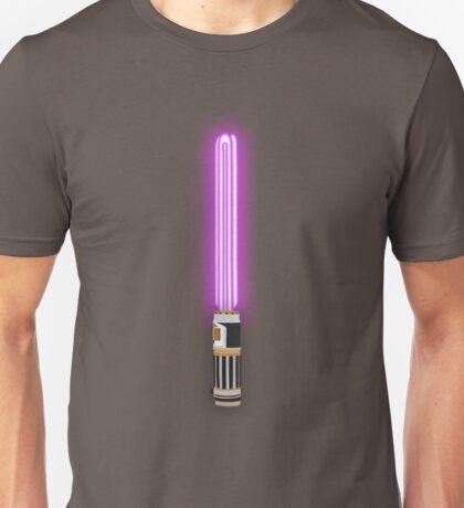 Star Wars - Mace Windu's Light 'Saver' Unisex T-Shirt