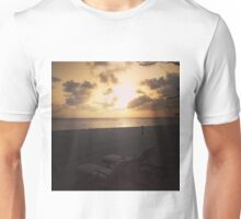 Caribbean Sunset Unisex T-Shirt