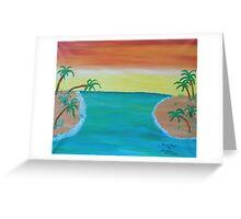 Sunny Days Greeting Card