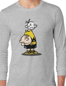Wimpy Chuck Long Sleeve T-Shirt