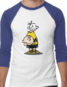 Wimpy Chuck Men's Baseball ¾ T-Shirt