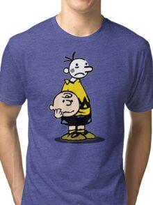 Wimpy Chuck Tri-blend T-Shirt