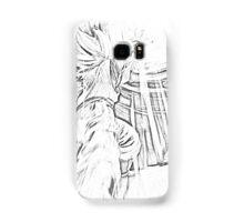 dragon ball z Samsung Galaxy Case/Skin