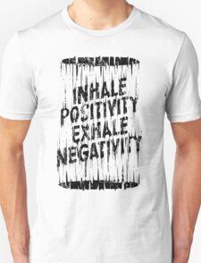 Inhale Exhale Unisex T-Shirt