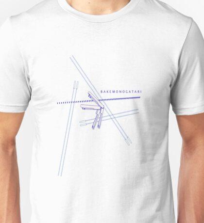 Bakemonogatari Staplers Unisex T-Shirt