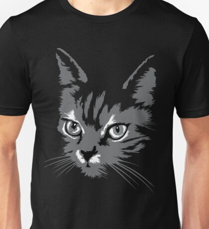 Cats Are Like Music Unisex T-Shirt