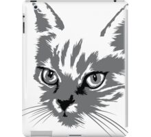 Cats Are Like Music iPad Case/Skin