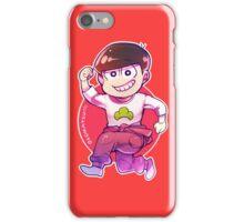 Jumpsuit matsu - Osomatsu iPhone Case/Skin
