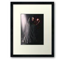 The Necromancer Framed Print