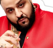 DJ Khaled HD Sticker