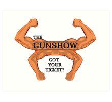 The GUNSHOW Art Print