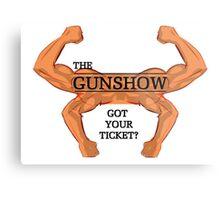 The GUNSHOW Metal Print