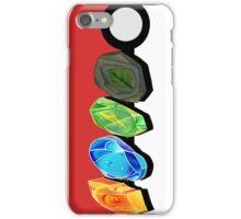PKM Evo Stones v2 iPhone Case/Skin