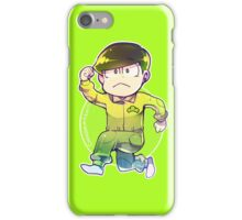 Jumpsuit matsu - Choromatsu iPhone Case/Skin