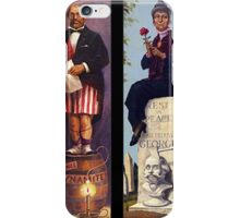 All characther haunted mansion iPhone Case/Skin