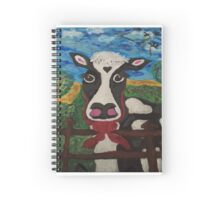 I ❤️ Cows Spiral Notebook
