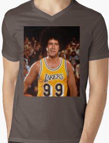 Fletch Lakers Mens V-Neck T-Shirt