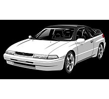 Pearlie On Black SVX Nation Photographic Print