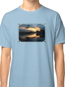 Surreal Perfection ~ Sunset Reflection Classic T-Shirt