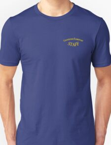 Countryside Staff - pocket Unisex T-Shirt