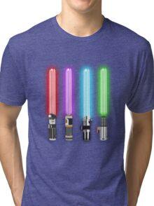 Star Wars - All Light Savers  Tri-blend T-Shirt