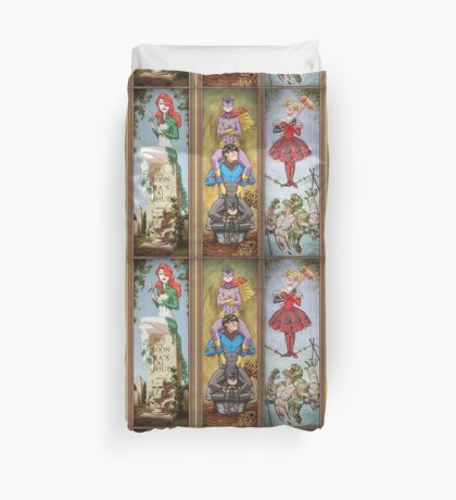 All haunted mansion Duvet Cover
