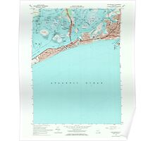 New York NY Far Rockaway 138140 1969 24000 Poster
