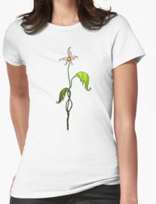 First Bloom Womens Fitted T-Shirt