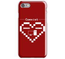 Coexist iPhone Case/Skin