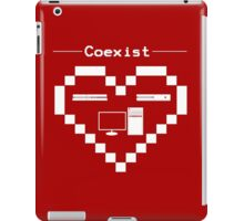 Coexist iPad Case/Skin