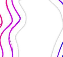Marina Froot Hair Sticker