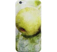 Yellow Apples iPhone Case/Skin