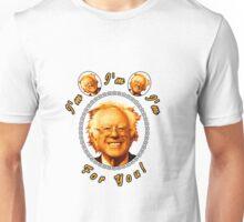 I'm Bernin', I'm Bernin', I'm Bernin' For You! (Clear / Clear) Unisex T-Shirt