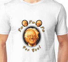 I'm Bernin', I'm Bernin', I'm Bernin' For You! (Clear / Black) Unisex T-Shirt