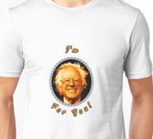 I'm Bernin' For You! (Clear / Black) Unisex T-Shirt