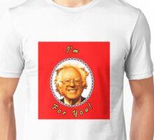 I'm Bernin' For You! (Red / White) Unisex T-Shirt