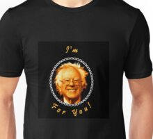 I'm Bernin' For You! (Black / Black) Unisex T-Shirt